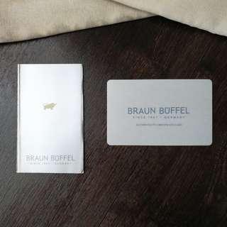 Braun Buffel 💘 Tag