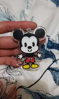 Cute Mickey mouse keychain