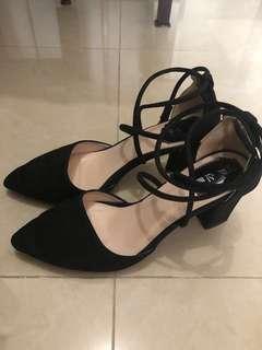 韓國高跟鞋 7cm Korean high heel shoes