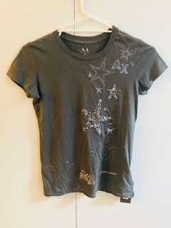 AX T-SHIRT AUTHENTIC RRP$32 BNWT