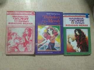 Take all komik topeng kaca bidadari merah