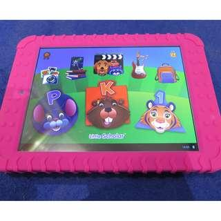 "3-7 years old kids tablet with bumper USA brand 100+ paid apps --- 8"", 8GB, micro SD. mini HDMI"