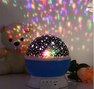 (⚠️PRE ORDER NOW🎯LIMITED TIME ONLY BEFORE CHRISTMAS⚠️) 🔮Christmas Projector Rotation Night Light Starry Star Moon Sky Romantic Night Projectors Lights Lamp Xmas Decorating