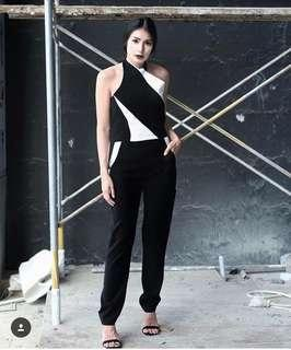 Jumpsuit monochrome NEW