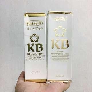 KB Whitening Bundle