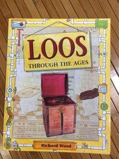 🚚 Children's Book: LOOS through the ages by Richard Wood