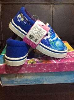 Disney princess blue shoes