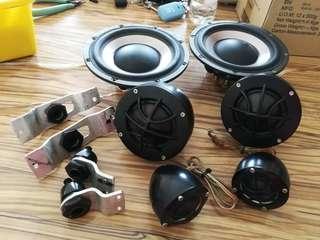 DLS 3way SQ speaker