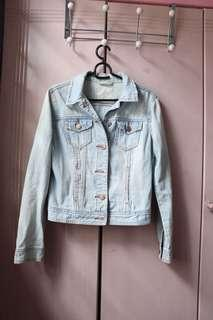 Atmosphere Washed Denim Jacket
