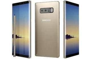 Samsung Galaxy  Note 8 (NEW) - 0193785745