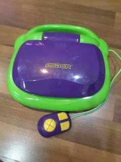 Asder Laptop - Educational Laptop for kids