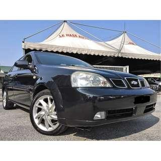 2005 Chevrolet Optra 1.8 (A)[SAGA][PERODUA BEZZA][PROTON WIRA][PROTON WAJA][PROTON GEN 2][TIP-TOP][PROMOTION] 05