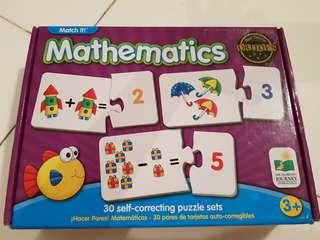 Learning Journey Math Puzzles