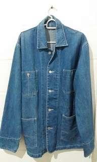 Jaket Jeans Rare Item