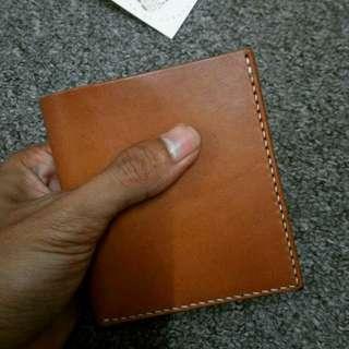 IHC italian buttero leather classic short wallet