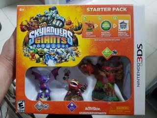3DS Skylanders Giants Starter Pack