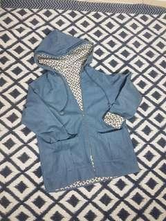 Super cool denim look jacket