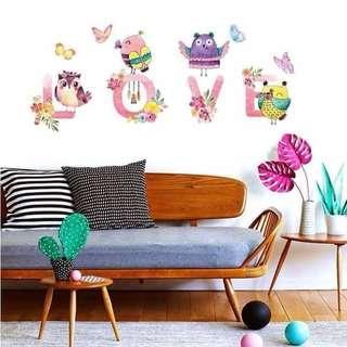 Wall Decal Sticker