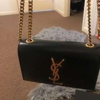 Saint Laurent small Kate monogram bag