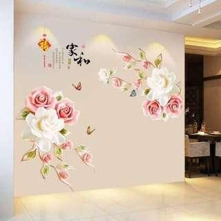 Wall Decal Sticker double sheets