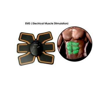 EMS Electrical Muscle Stimulation Training Abs Pad Arm Six Packs