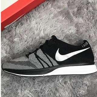 Nike OG Flyknit Trainer Kanye Oreo $200