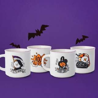 Fast GO BT21 Halloween Series Mug