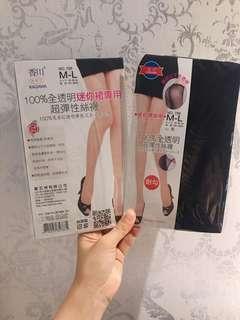 香川透膚絲襪