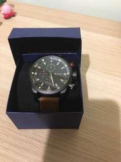 🚚 Curren Watch 錶 全新