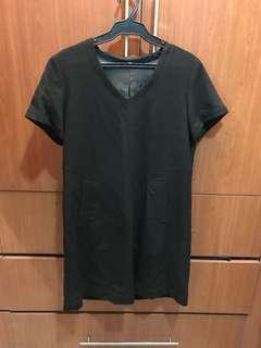 Muji Black Dress