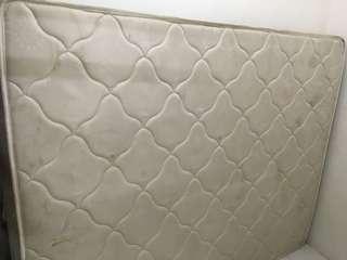kasur spring bed queen size