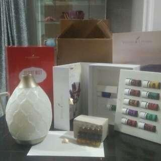 Young living set