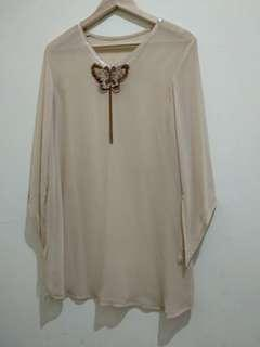 Blouse transparan