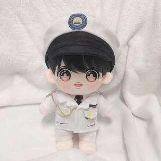 [WTS] 7ARMY_BTS DOLL CLOTHING / MILITARY OUTFIT