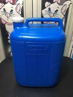 Repriced Coleman 5 Gallon