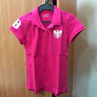 Preloved Giordano polo shirt