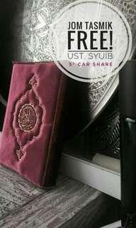 Tasmik Al-Qur'an PERCUMA