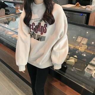 ddc0319c4bd2 🇰🇷 korea ulzzang stripe hoodie sweater outerwear