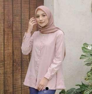 AYSP96 Kara Top Pink