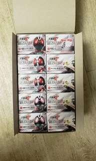 Shodo X 掌動驅 幪面超人 舊1號 舊2號 櫻島1號 舊旋風號 擴充套裝 日版原盒 Box of 10