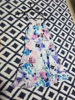 SEXY Playsuit Floral Playsuit