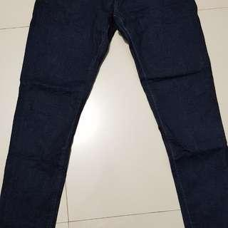 Celana Strech Jeans Uniqlo