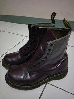 AUTHENTIC Dr Martens 1460 Smooth Purple