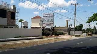 Lot For Sale in Amadeo 100m from the highway