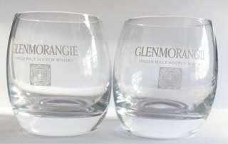 A pair of Glenmorganie Scotch Whisky Tumblers, New