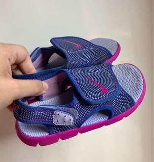 Authentic Nike sandals