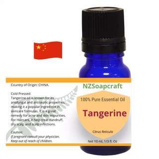 Tangerine essential oil 10ml