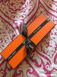 Hermes parfum lotion set Authentic