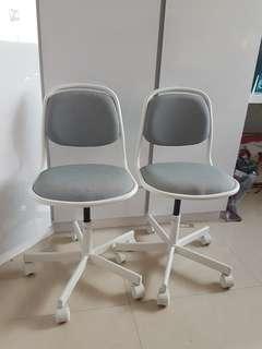 Ikea Children Study Swivel Chair orfjall