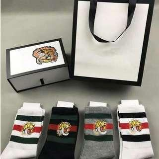 Gucci Type Socks ( Price Per Pair )